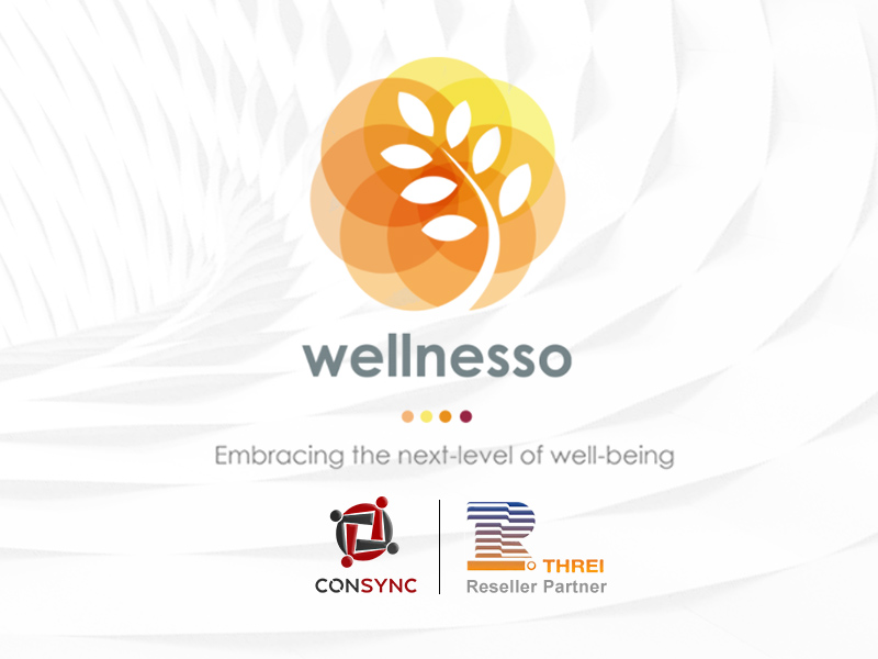 App Wellnesso Consync Thaire